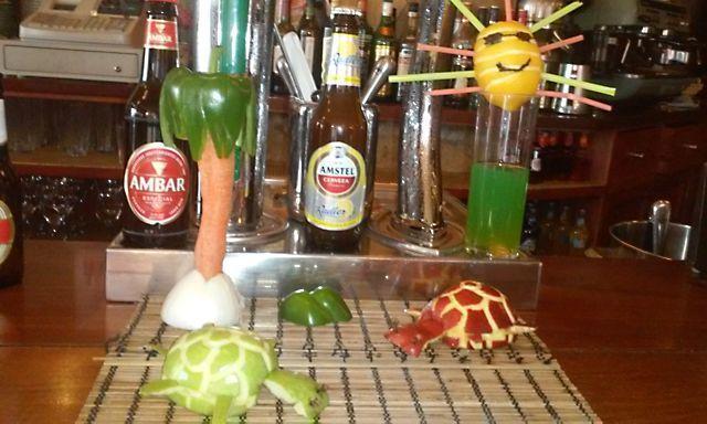 fruit tortoise