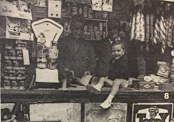 foto de finales de los 60, Ángel Pozas, Felix y Esteban